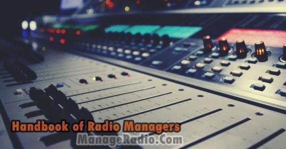 handbook of radio managers