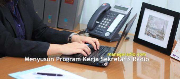 sekretaris radio