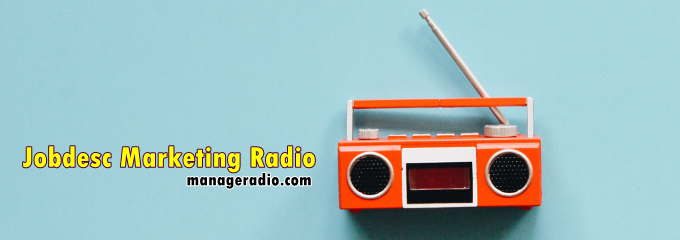 jobdesc marketing radio