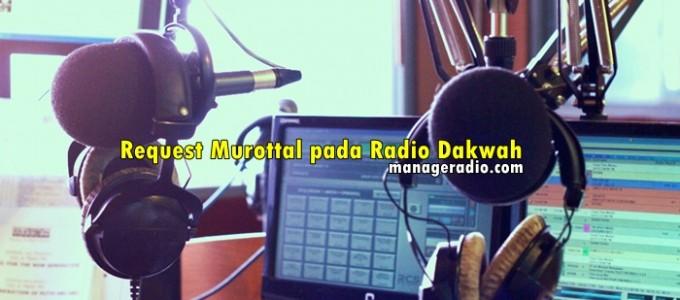 siaran radio dakwah