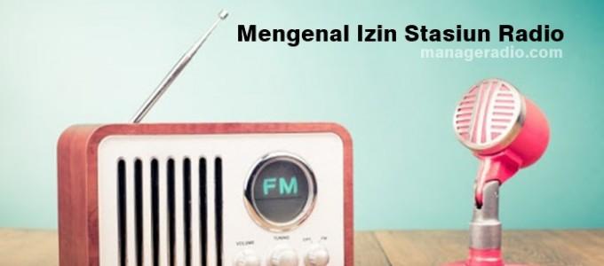 mengenal izin stasiun radio