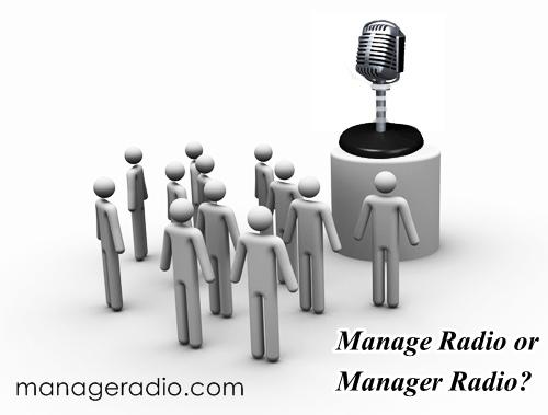 management radio